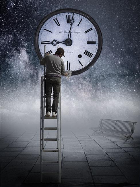 netejant el temps