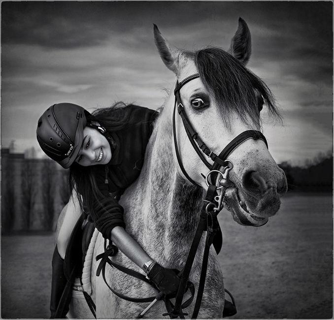 Susurrando al caballo