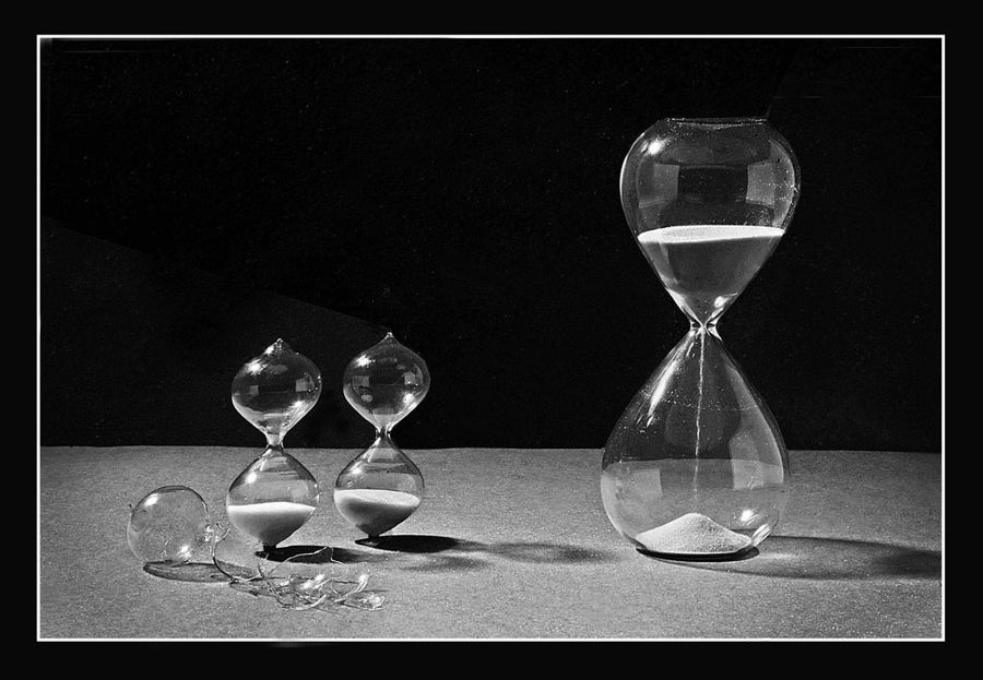 El temps que va marxar