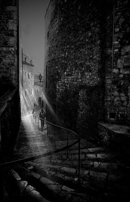Entre sombres