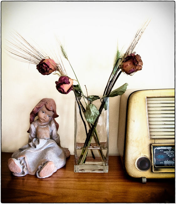 Objetos decoración