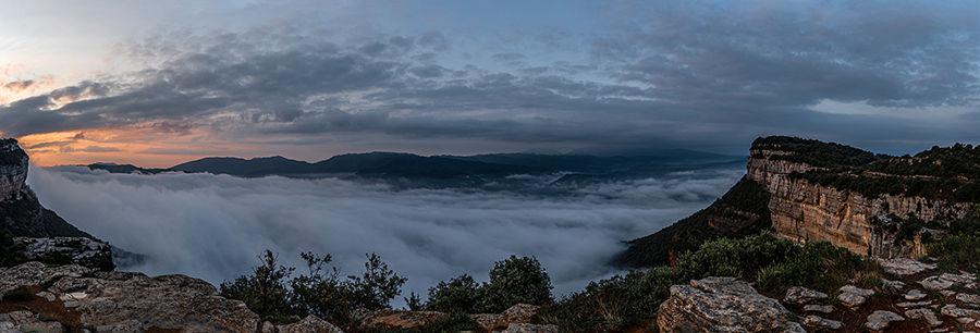Damunt els núvols