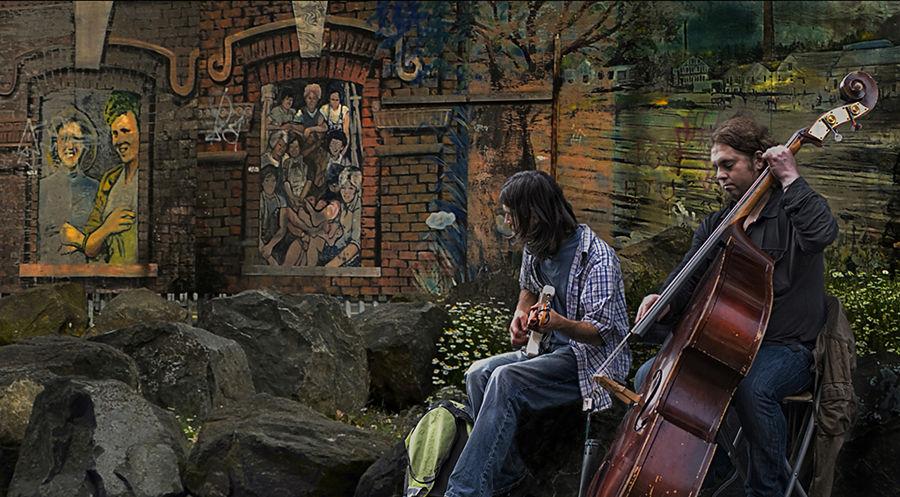 Músics i públic
