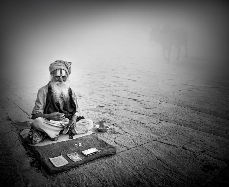 Varanasi mystic