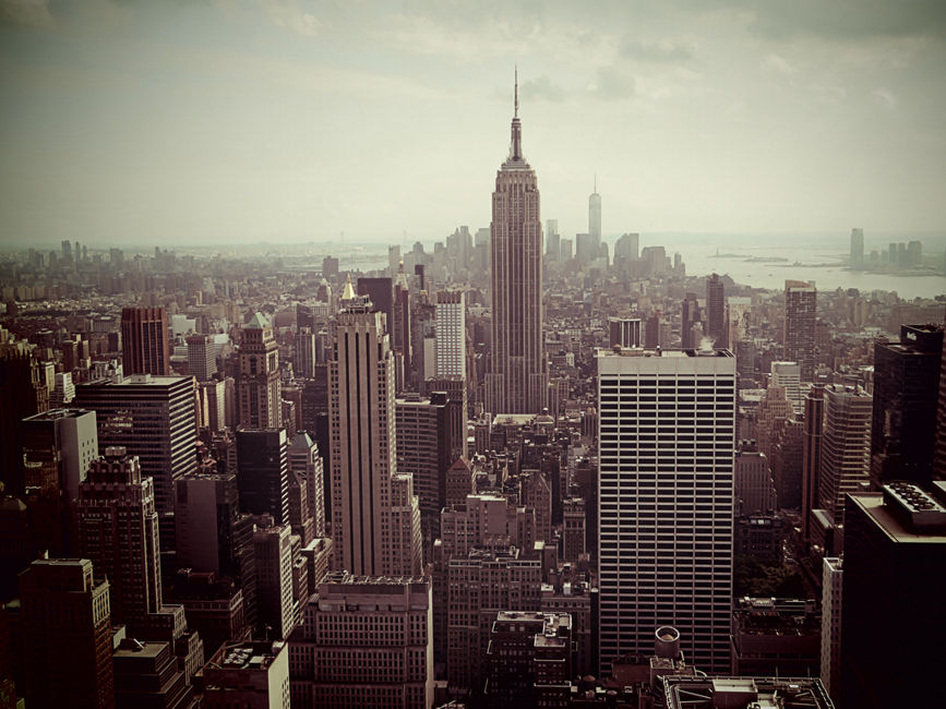 NEW YORK ALS MEUS PEUS