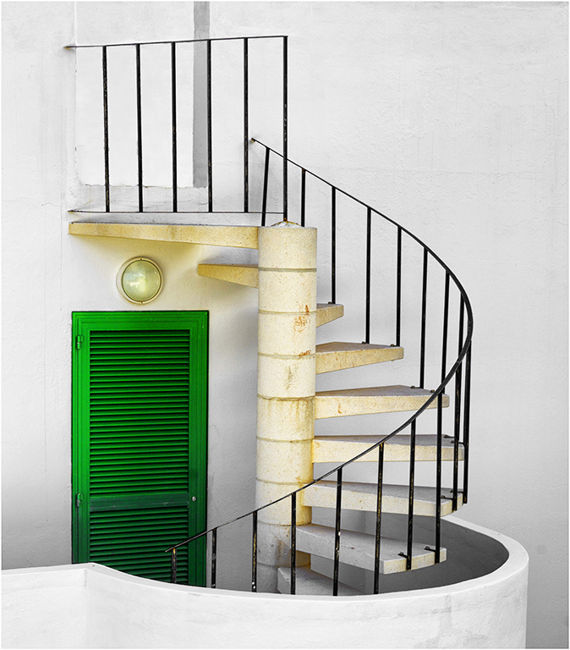 Porta verda