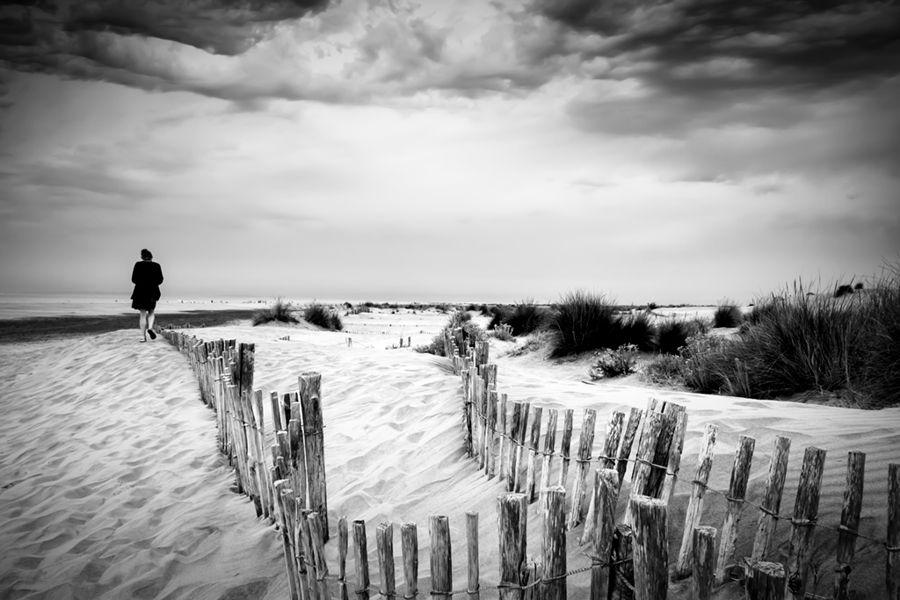 Passejades per la platja