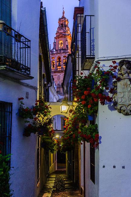Atardecer en Córdoba