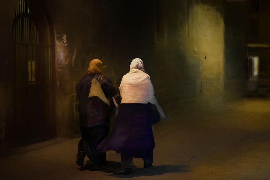 Camí a la Meca