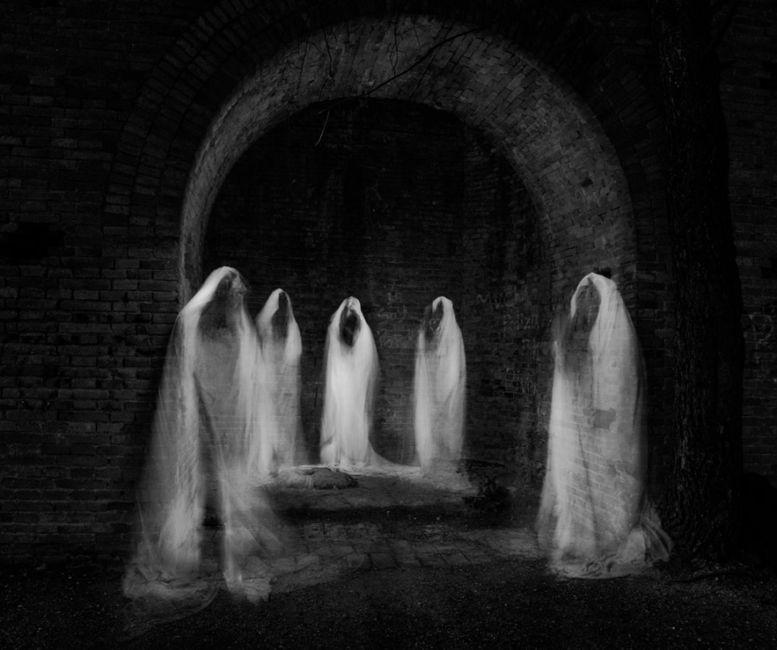 Ghosts and Black Sabbath
