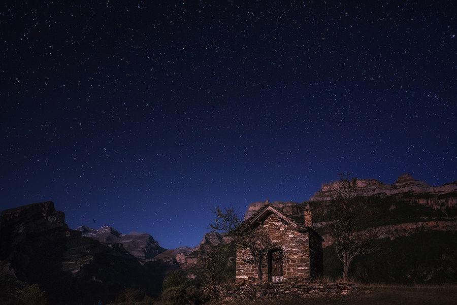 La cabana del pastor