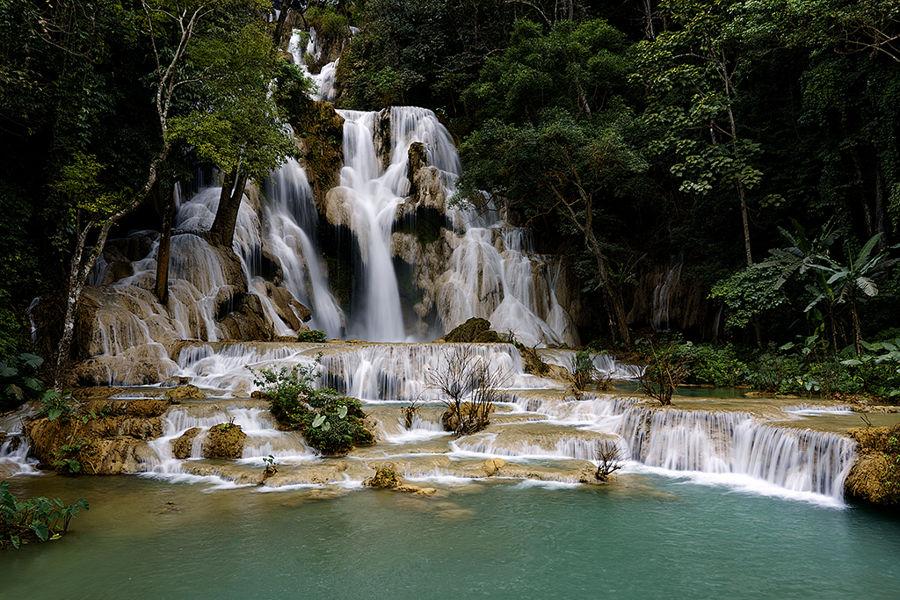 [Cascade de Kuang Si - LAOS]