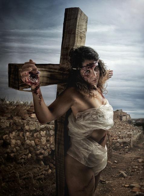 Girlcifixion