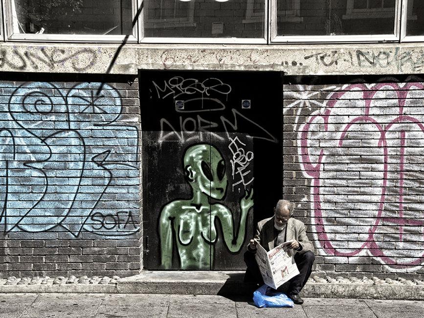 Diari de carrer