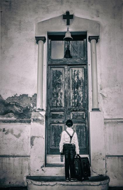 las puertas de la fe