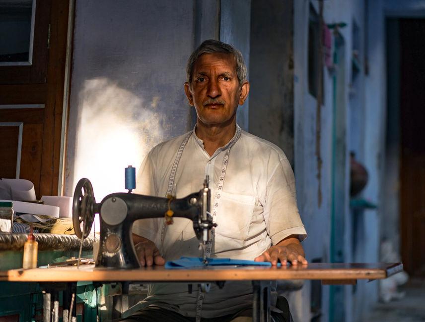 Couturier du Rajasthan
