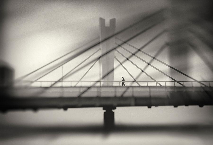 El puente...