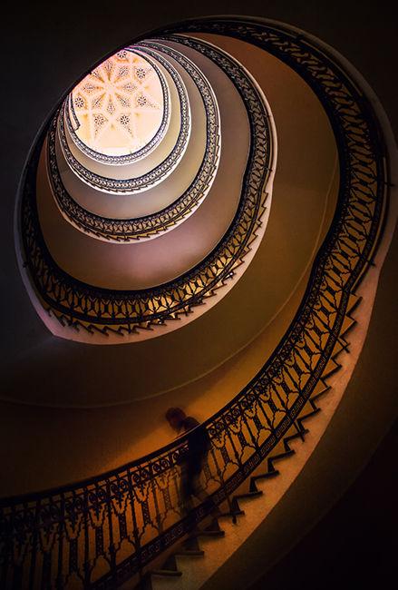 escaleras de ceuta