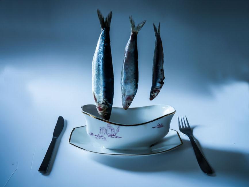 Peix blau