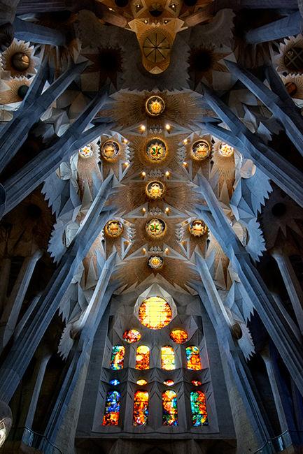 Gaudir d'en Gaudi