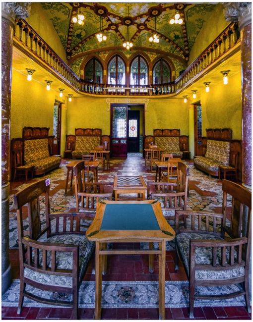 interior modernista