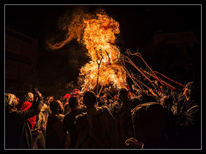 La colla del foc
