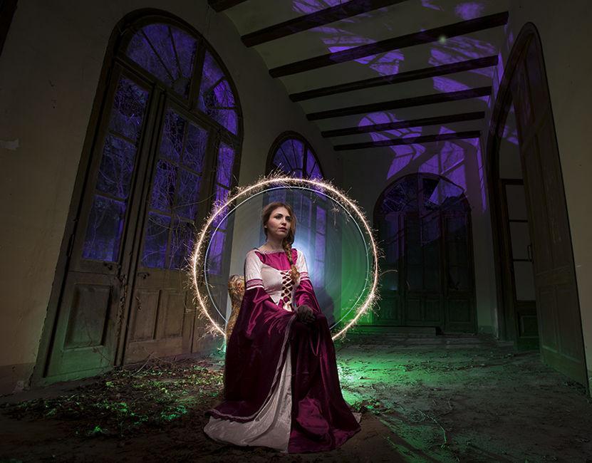 La Reina Monica IV