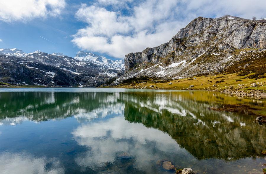 lago ercina Covadonga Asturias