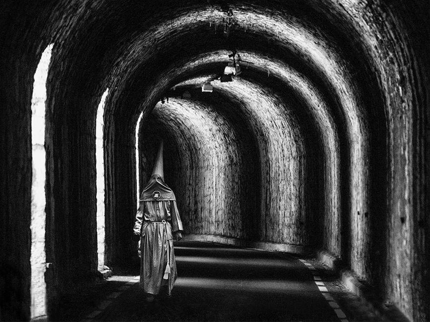 Le gardien du tunnel