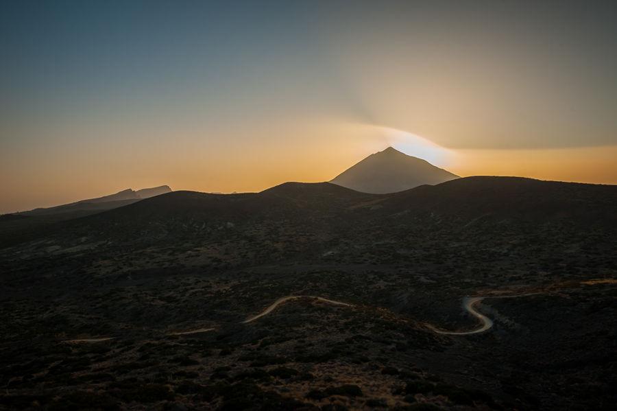 Llums del Teide
