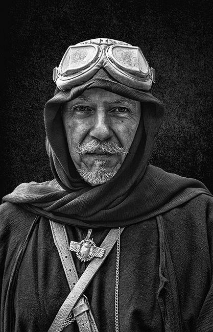 Caballero del desierto