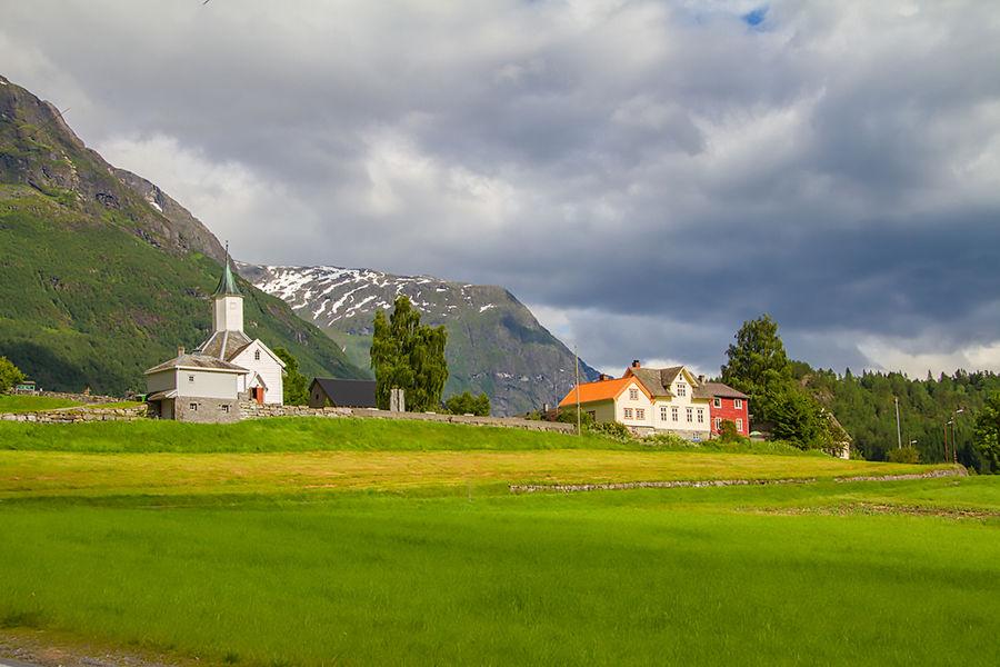 paisage nordico