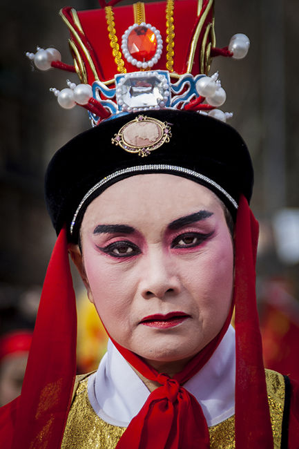retrato china