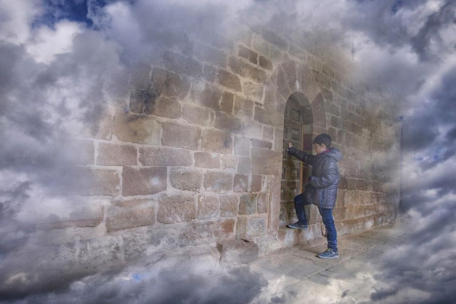 La porta del cel