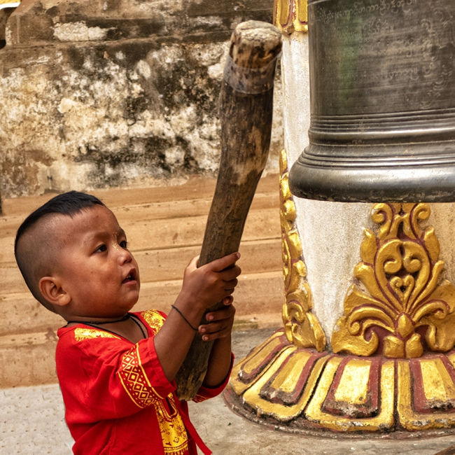 Tocando campana