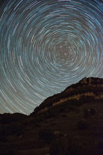 Traçat d'estels