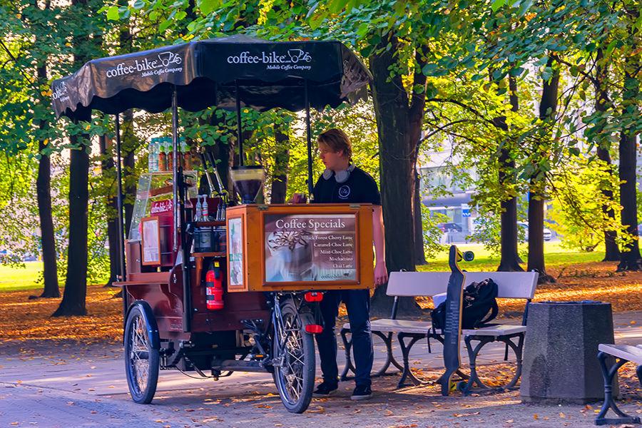 Varsovia coffe