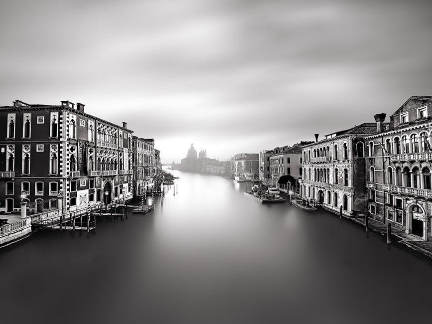 Venècia i boira
