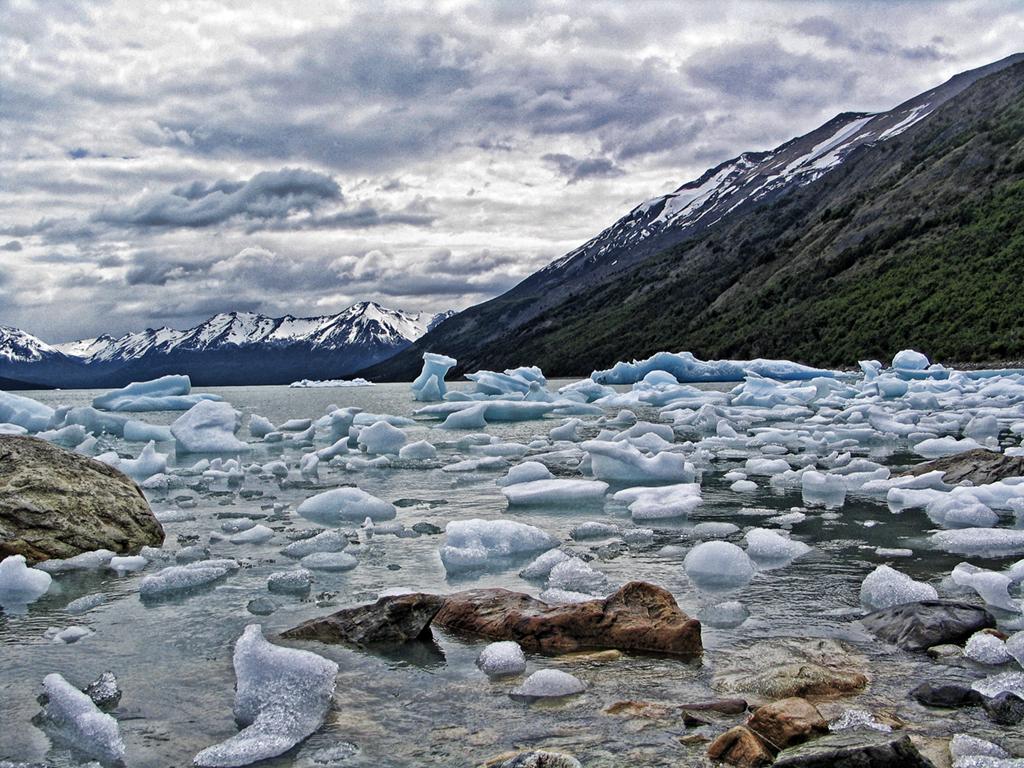 pedres glaciar