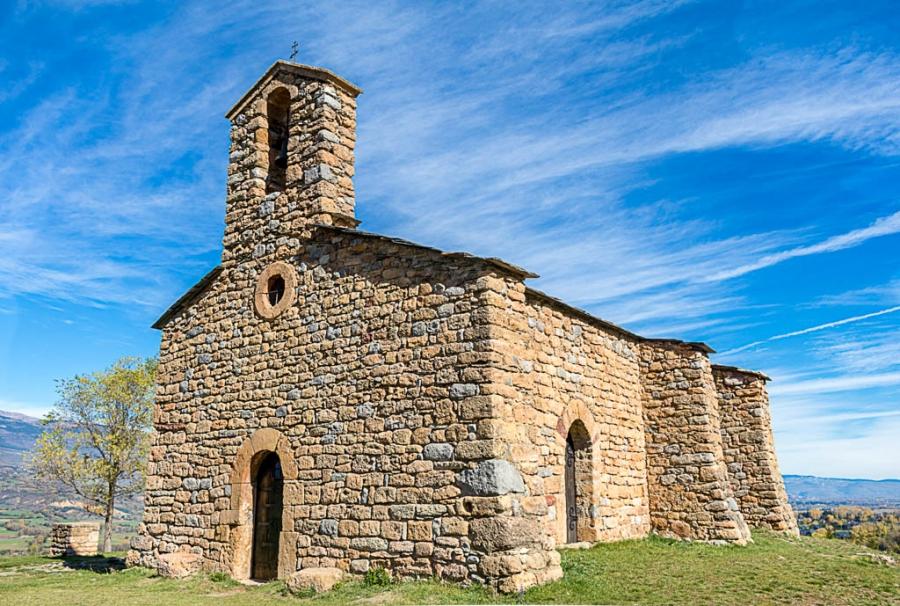 Ermita de Sant Salvador de Predanies Ermita de Sant Salvador de Predanies