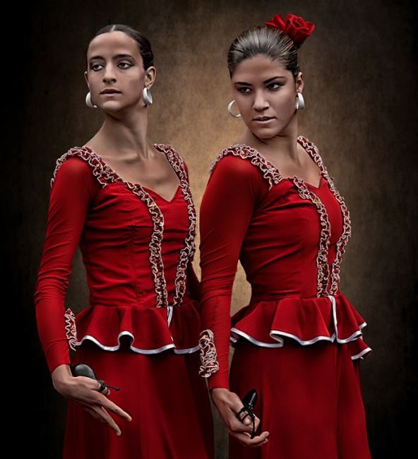 Dancing in red-4