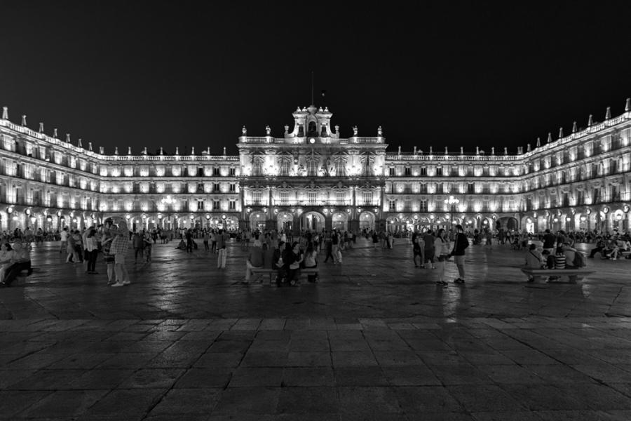 Plaza de Mayor SalamancaPlaza Mayor de Salamanca