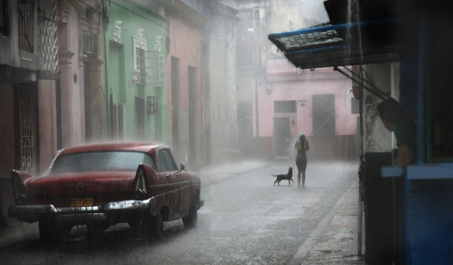 Pluja tropical