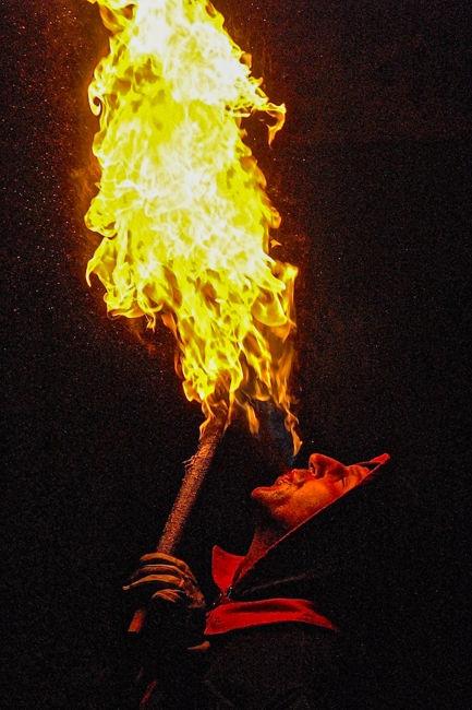 Foc pels queixals