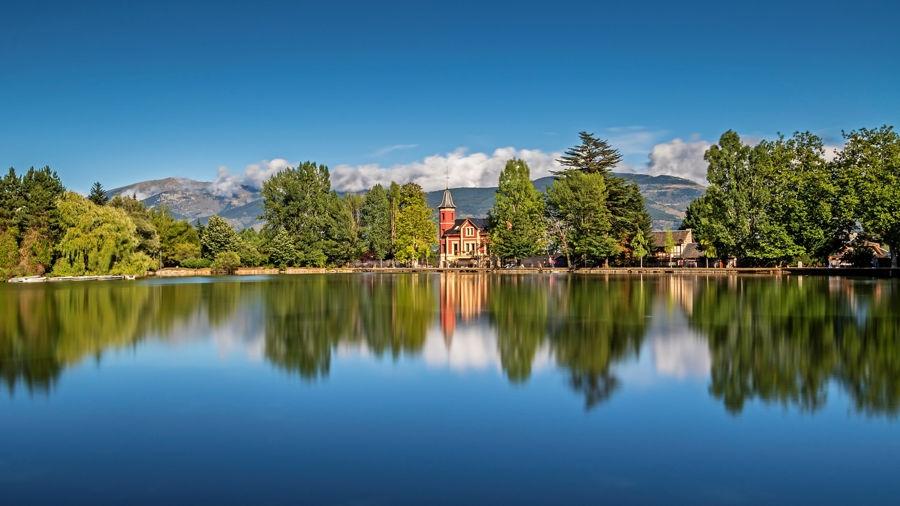 La calma del llac