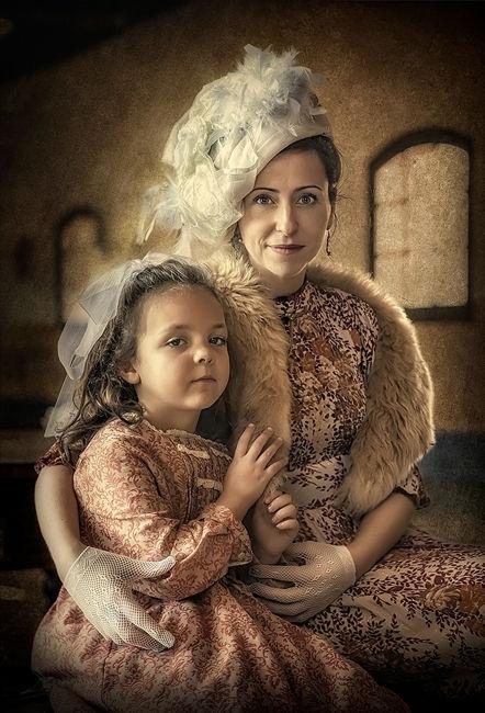 Madre e hija....