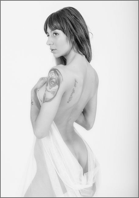 La nena tatuada