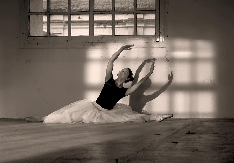 Dansant amb l'ombra
