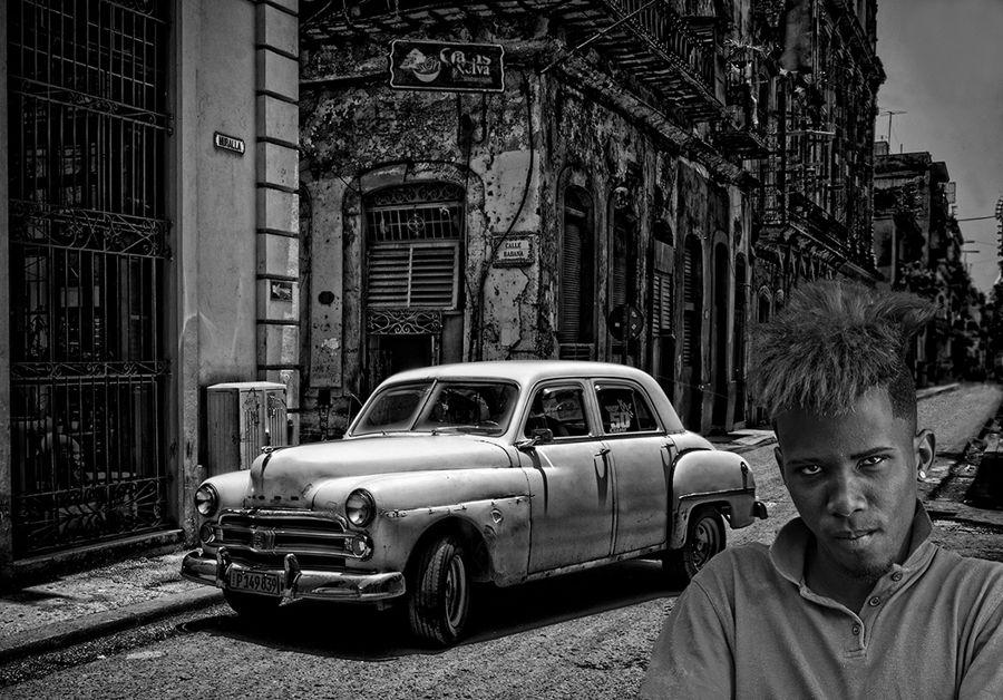 Street Cuba Joven