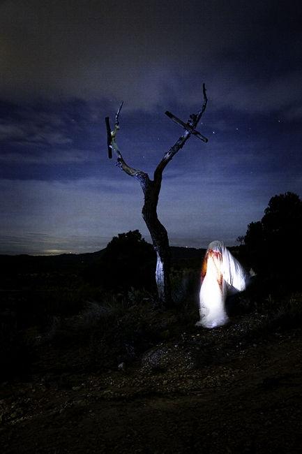 A veces veo fantasmas